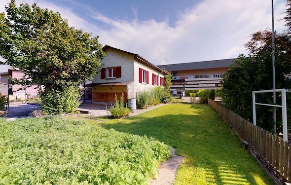 Einfamilienhaus mit viel Ausbaupotential