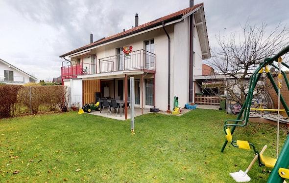Grosszügiges Familienzuhause mit Garten