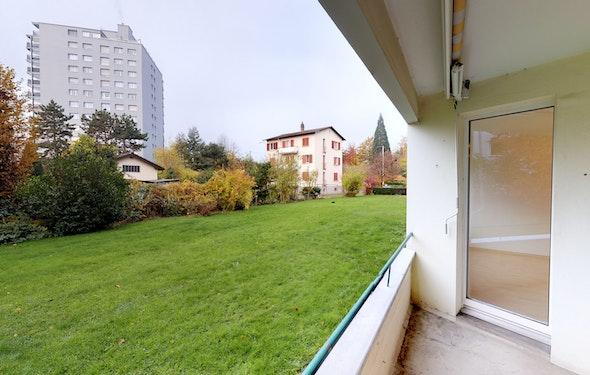 Zentral gelegene Wohnung mit Potential