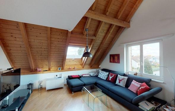 Maisonettewohnung mit idealem Grundriss