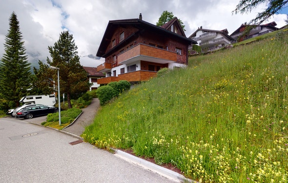 Maisonette-Wohnung im Engelbergertal