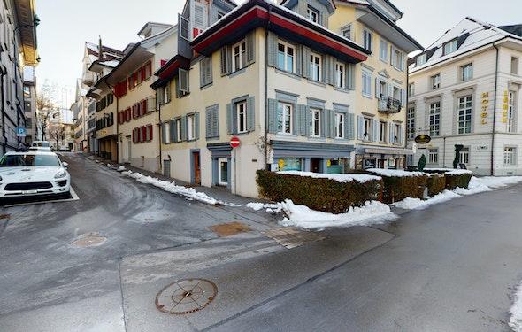 Einzigartiges Schmuckstück in der Altstadt