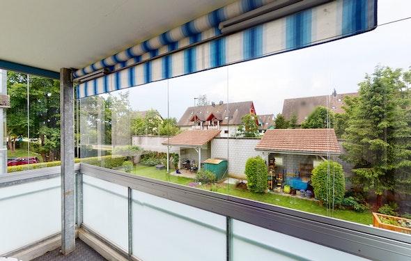 Perfekte Wohnung für Senioren oder Singles