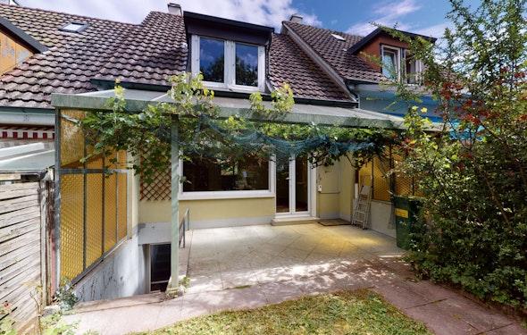 Das perfekte Zuhause für Gartenliebhaber
