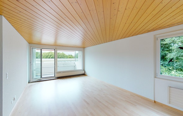Ein gepflegtes Zuhause mit hellen Räumen